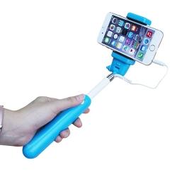 Bluetooth self timer pole