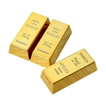 Gold bar magnet stick