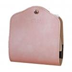 Leather mask holder