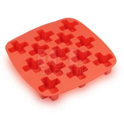 Cross Silicone Ice Cube Tray