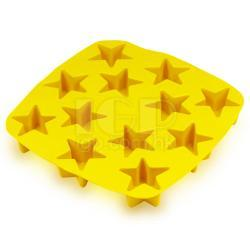 Star Silicone Ice Cube Tray