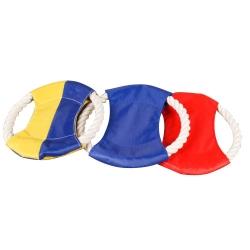 Oxford Fabric Pet Frisbee