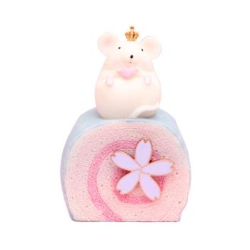 Little cutie rat music box