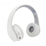 可摺疊頭戴式藍芽耳機