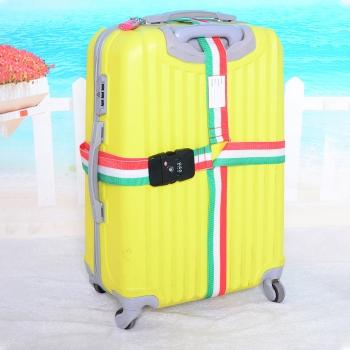 TSA密碼鎖行李帶