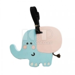 Animal Luggage Tag