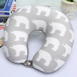 泡沫粒子U型枕