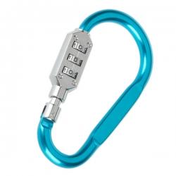 登山扣密碼鎖