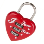 Heart-shaped Password Lock