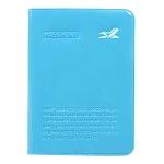 PVC Short Passport Cover Travel Gift