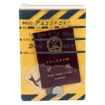 Transparent Passport Cover