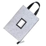 Portable Felt Briefcase