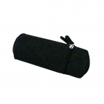 Felt zipper pen case