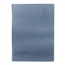 時尚軟皮商務筆記本