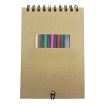 Color Pencil Notebook