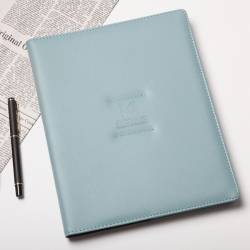PU插袋筆記本
