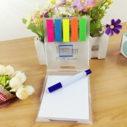 月曆便條筆記本