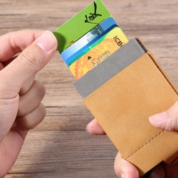 Multi-function Anti-theft Card Case