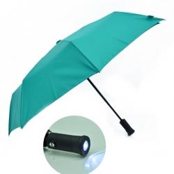 電筒縮骨廣告自動傘