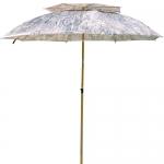 户外双层太阳伞