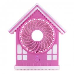 House Shaped Fan (LED Customizable )