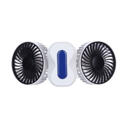 Couple Foldable Fan