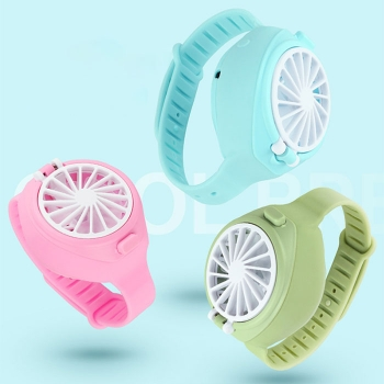Mini USB watch fan