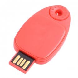 自動伸縮USB
