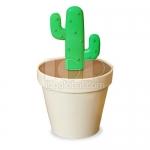 Cactus toothpick box