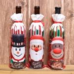 聖誕紅酒瓶套