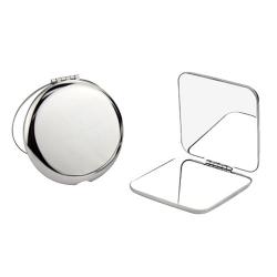 便攜雙面隨身化妝鏡