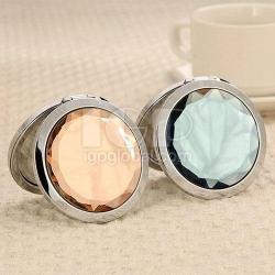 水晶化妝鏡