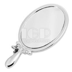 橢圓形化妝鏡