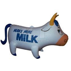 Inflation Cow