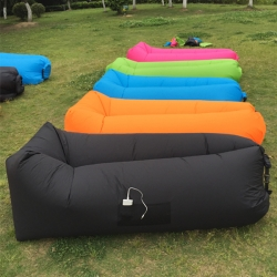 Portable Outdoor Beach Inflatable Sofa