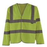 Long-Sleeved Reflective Vest