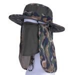 防曬速乾漁夫帽