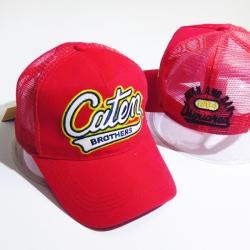 Cotton Grid Cap