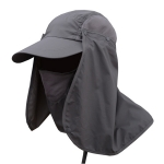 Detachable Windproof Mountaineer Hat