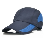 Mixed Color Sun-screen Fast-drying Cap