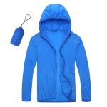 Light Sunscreen Windbreaker