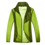Translucent Ultra-thin Windbreaker