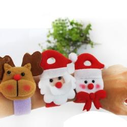 趣味聖誕節手帶