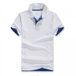 Double Color POLO T-shirt
