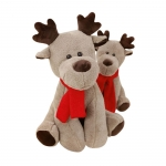 Christmas elk toy