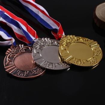復古風金屬獎牌