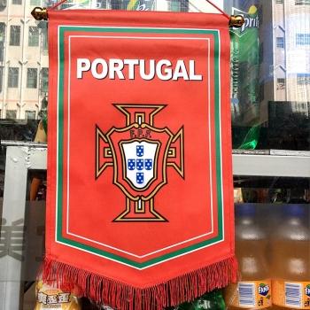 足球隊俱樂部紀念錦旗