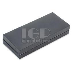 Black High-grade Clamshell Pen Box