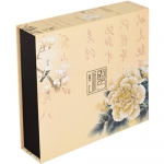 Flower & Moon Pattern Moon Cake Box
