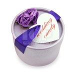 Cylindrical Sugar Gift Box